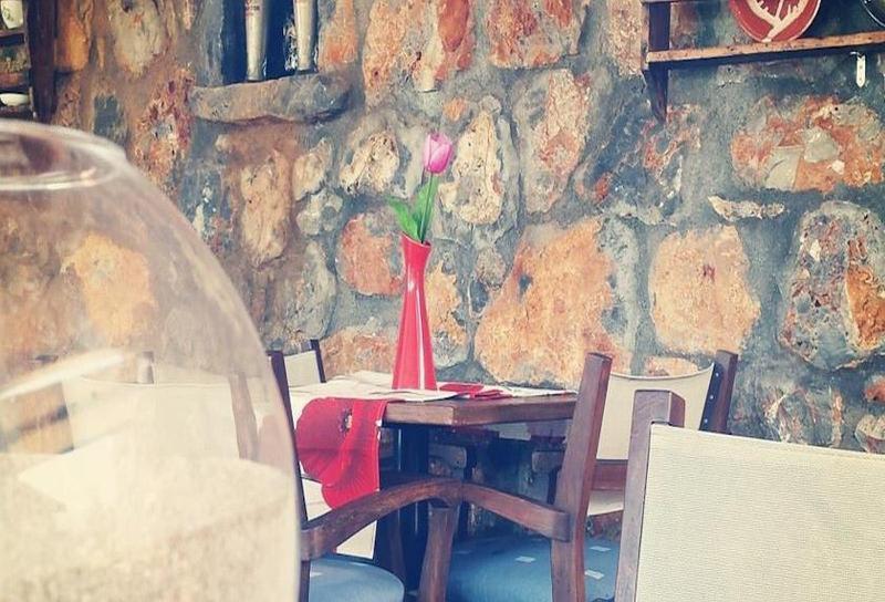 Restaurant Mary Sofi Apartments