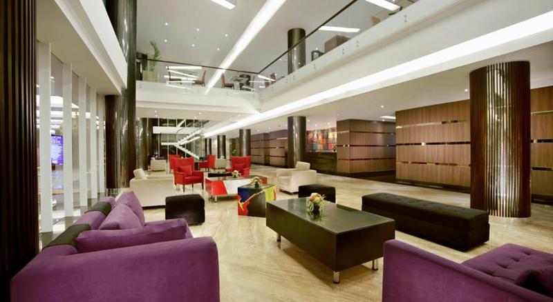 Lobby Aston Kupang Hotel & Convention Center