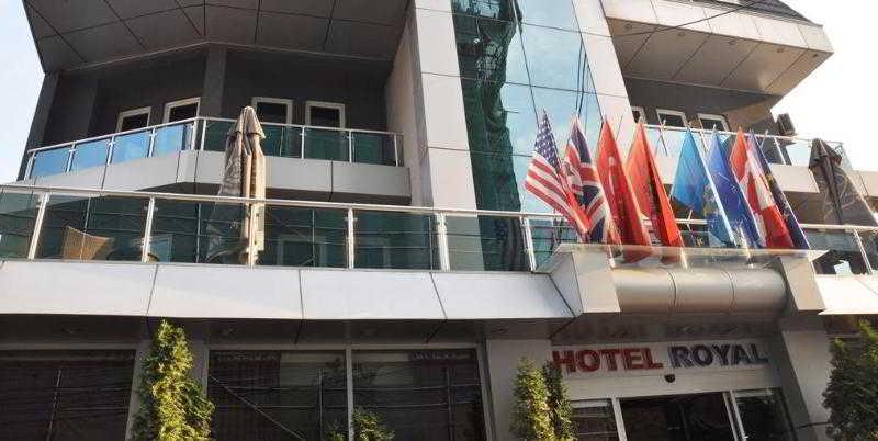 General view Royal Hotel&spa Pristina