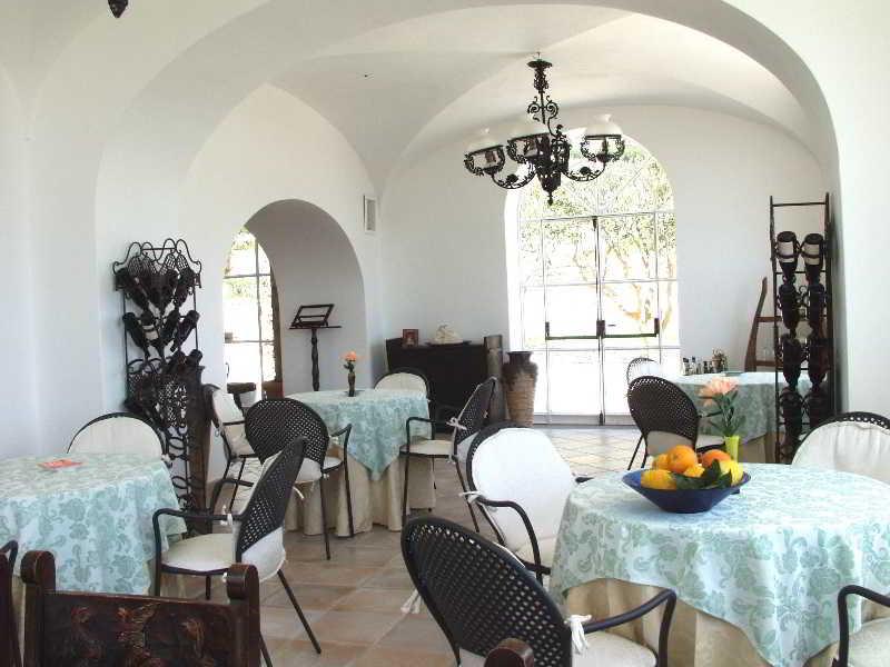 Restaurant Tenuta Villa Tara