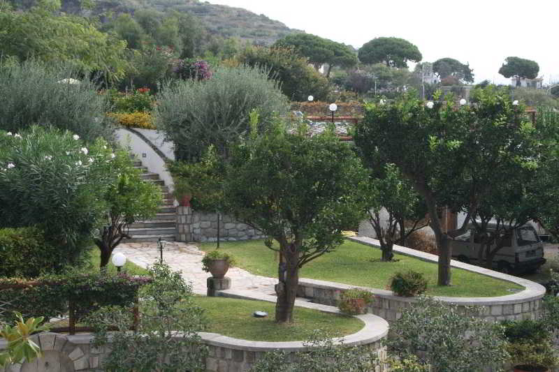Terrace Tenuta Villa Tara
