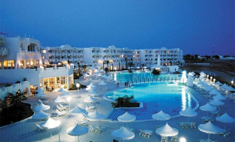 General view Hotel Bravo Djerba