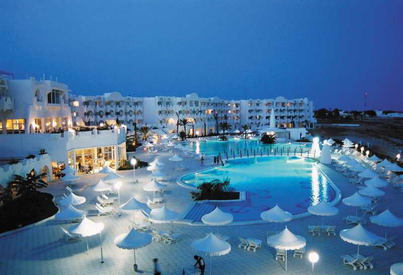 Pool Hotel Bravo Djerba