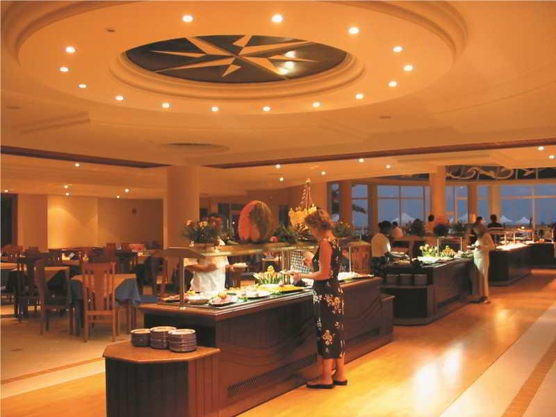 Restaurant Hotel Bravo Djerba