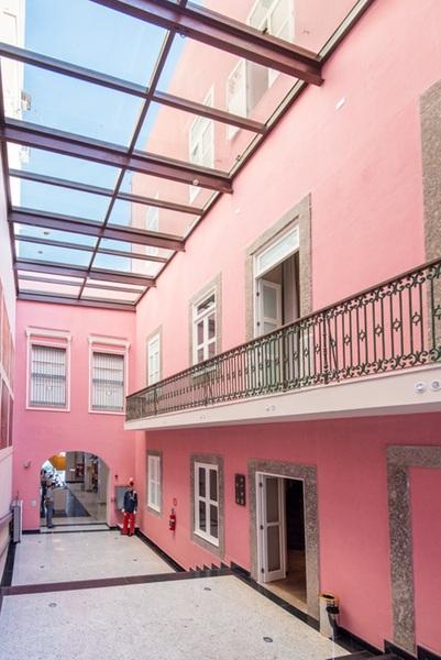 Lobby Vila Gale Rio De Janeiro