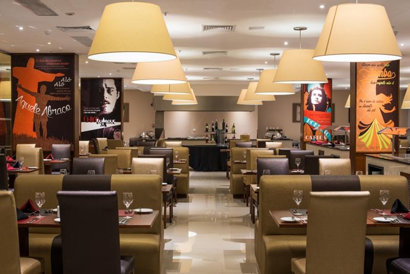 Restaurant Vila Gale Rio De Janeiro