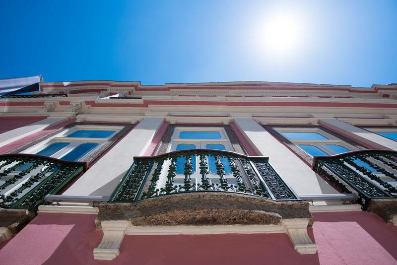 Terrace Vila Gale Rio De Janeiro