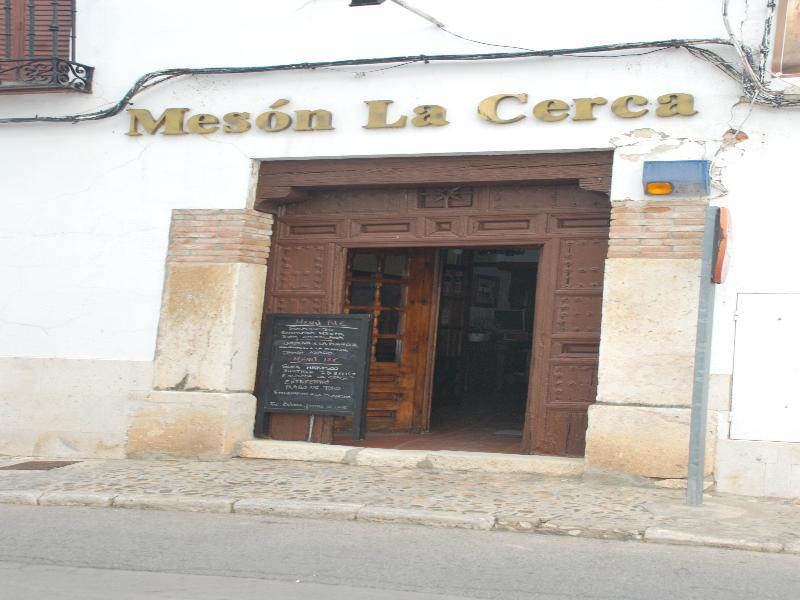 General view Hotel Meson La Cerca
