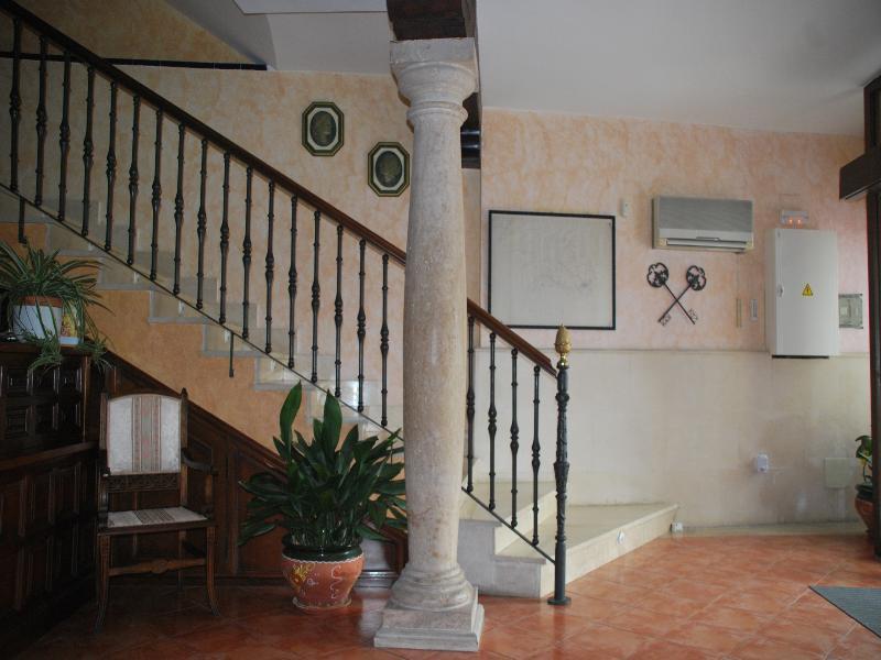 Lobby Hotel Meson La Cerca