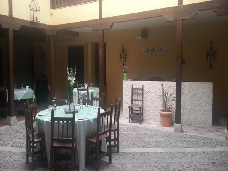 Terrace Hotel Meson La Cerca