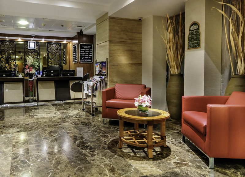 Lobby Executive Suites By Mourouj Gloria