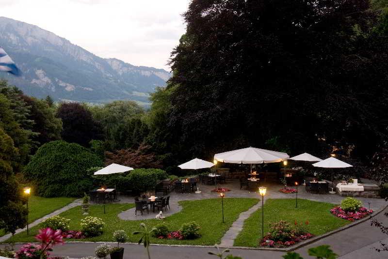 Relais du Silence Schloss Ragaz