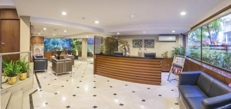 General view Hotel Casa Fortuna