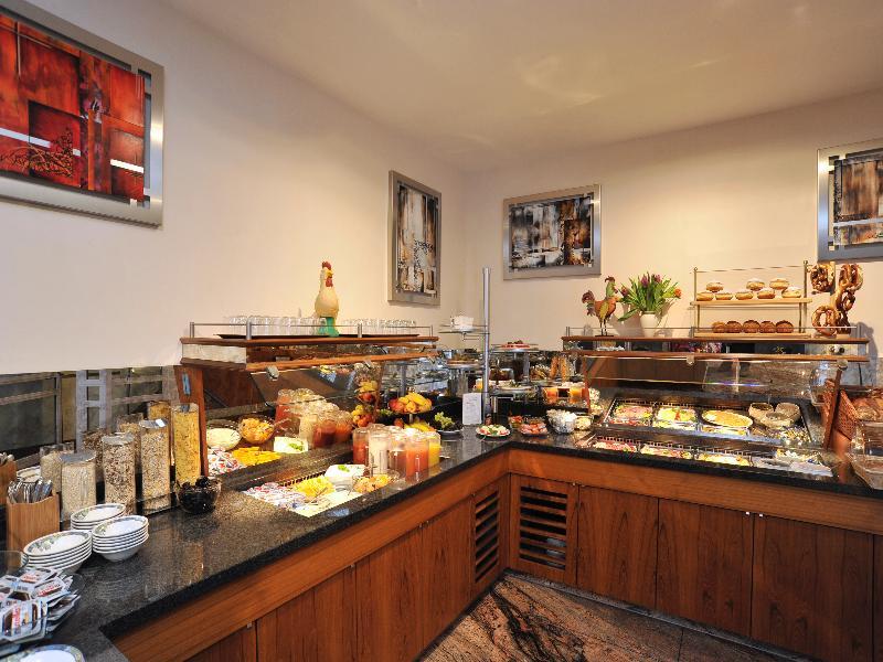 Restaurant Concorde Munich