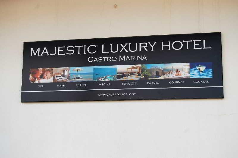 General view Majestic Luxury Hotel Castro