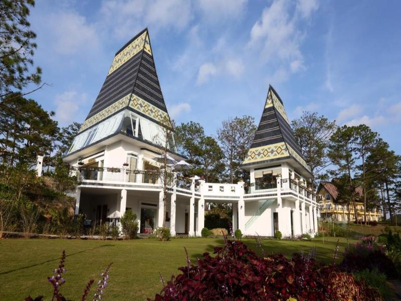 General view Binh An Village Resort Dalat
