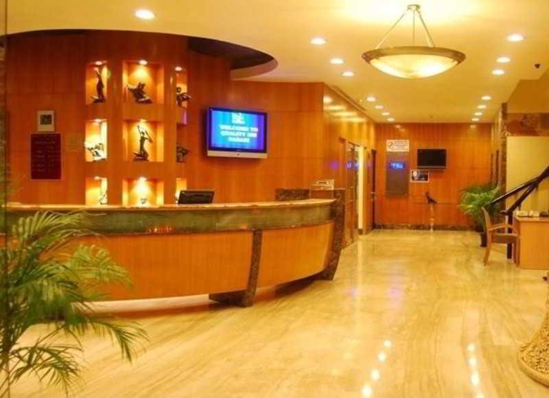 Lobby Quality Inn Sabari, T Nagar