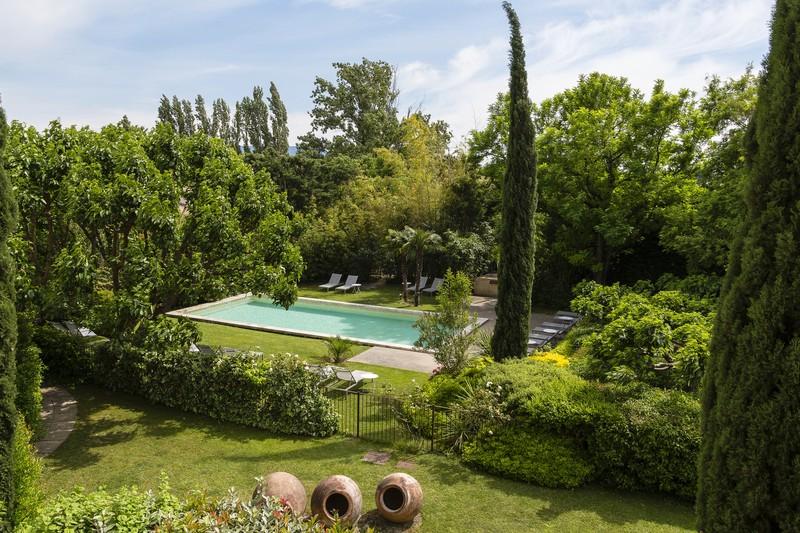 Pool Chateau De Mazan