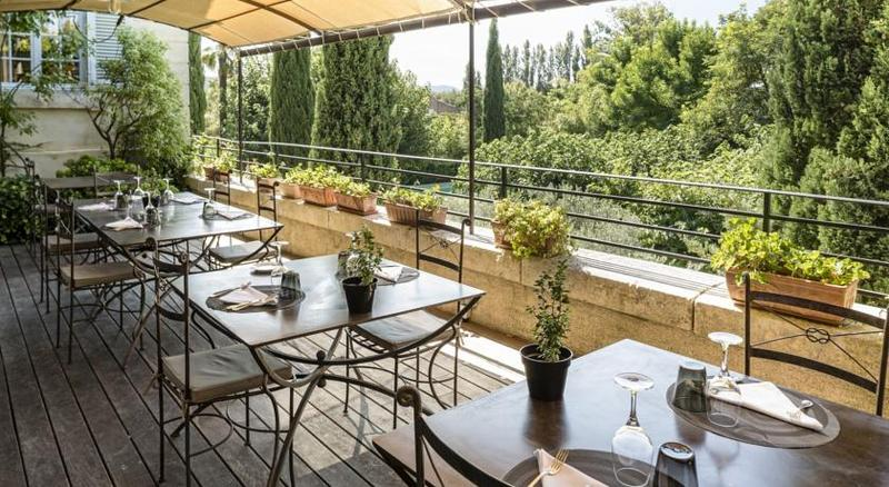 Restaurant Chateau De Mazan