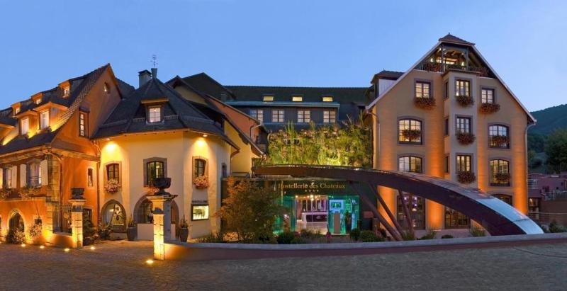 Hostellerie des Chateaux Spa - Hotel - 4