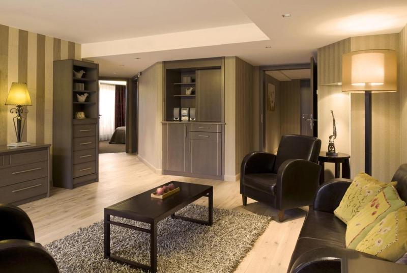 Hostellerie des Chateaux Spa - Room - 1