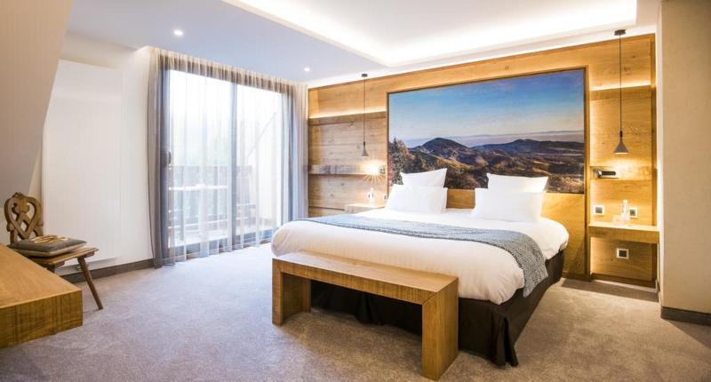 Hostellerie des Chateaux Spa - Room - 7