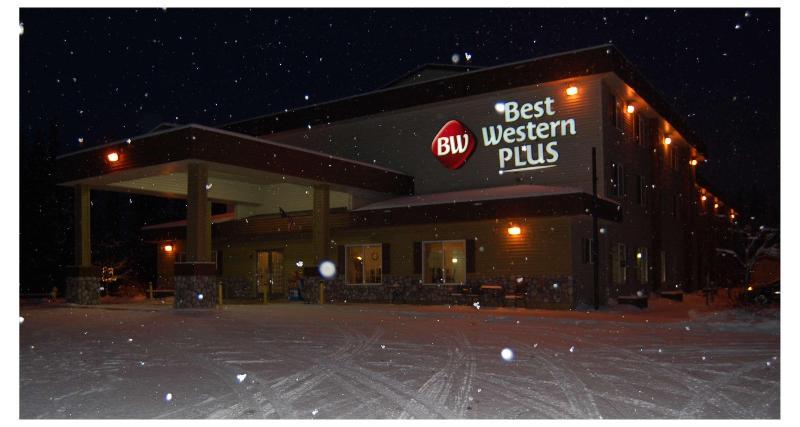 General view Best Western Plus Pioneer Park Inn