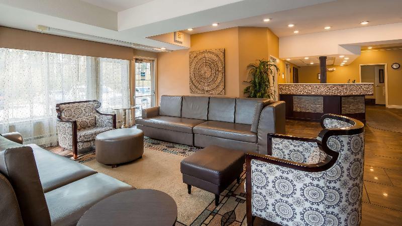 Lobby Best Western Plus Pioneer Park Inn