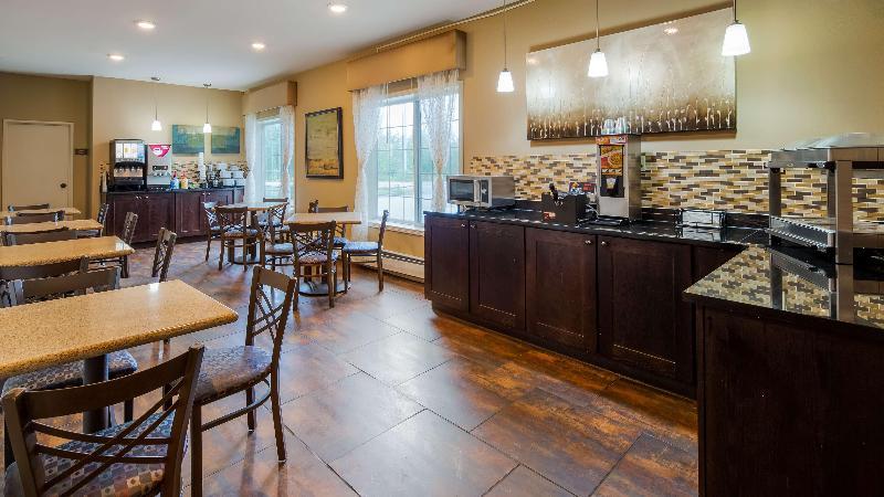 Restaurant Best Western Plus Pioneer Park Inn