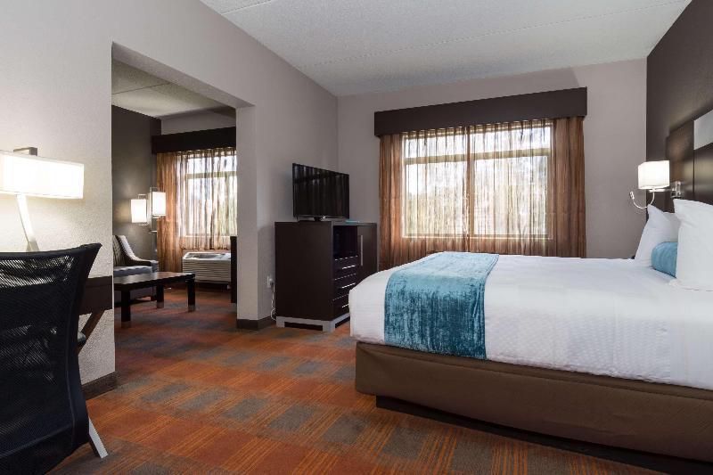 Room Best Western Plus Pioneer Park Inn