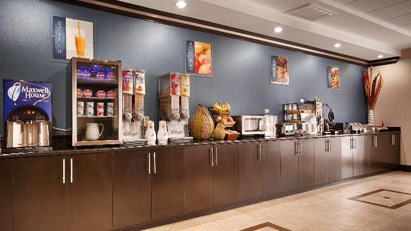 Restaurant Best Western Plus Jfk Inn & Suites