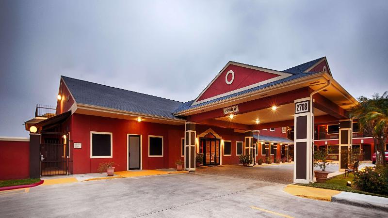 General view Best Western Plus Edinburg Inn & Suites