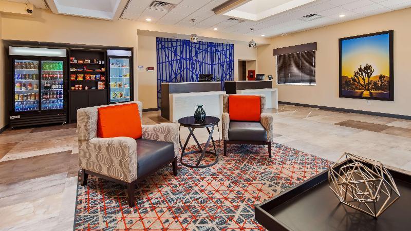 Lobby Best Western Plus Edinburg Inn & Suites
