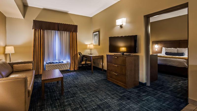 Room Best Western Plus Winnipeg West