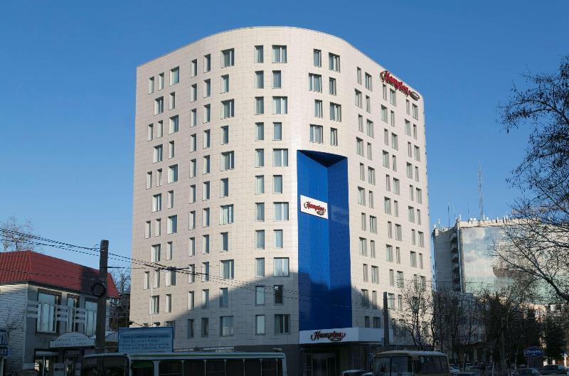 General view Hampton By Hilton Voronezh
