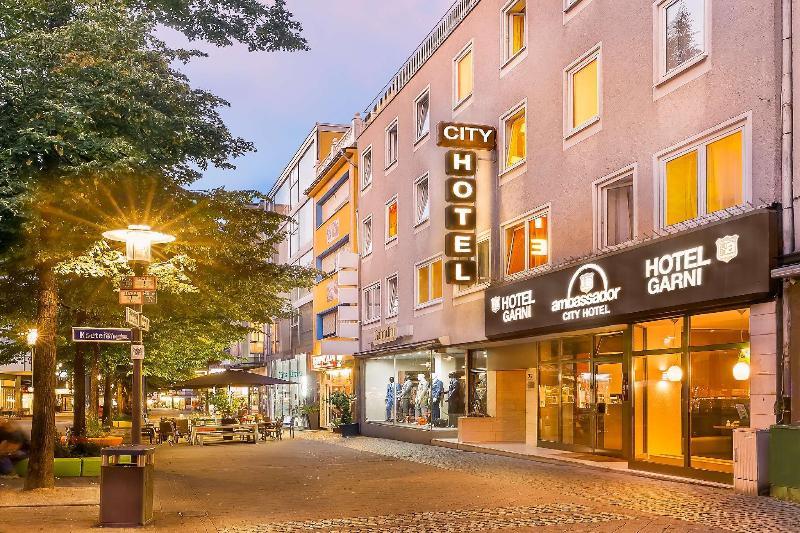 Ambassador City Hotel Essen - Hotel - 3