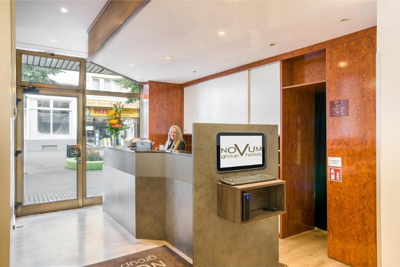 Ambassador City Hotel Essen - General - 0