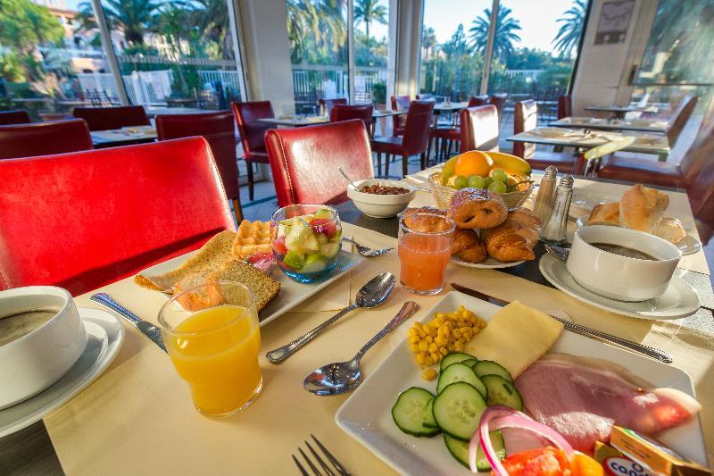 Restaurant Residence Soleil Vacances Port Grimaud