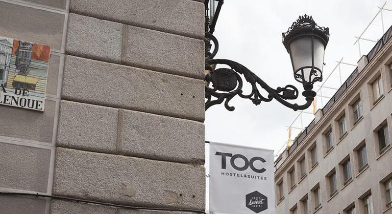 Toc Hostel Madrid