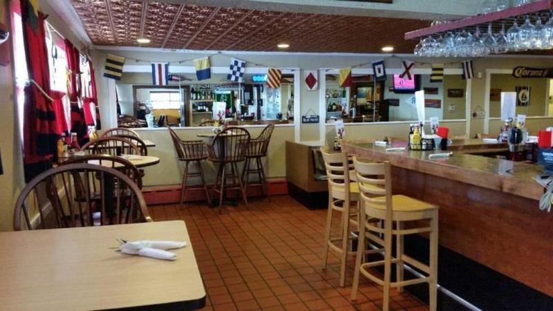 General view Jasper\'s Restaurant & Motel