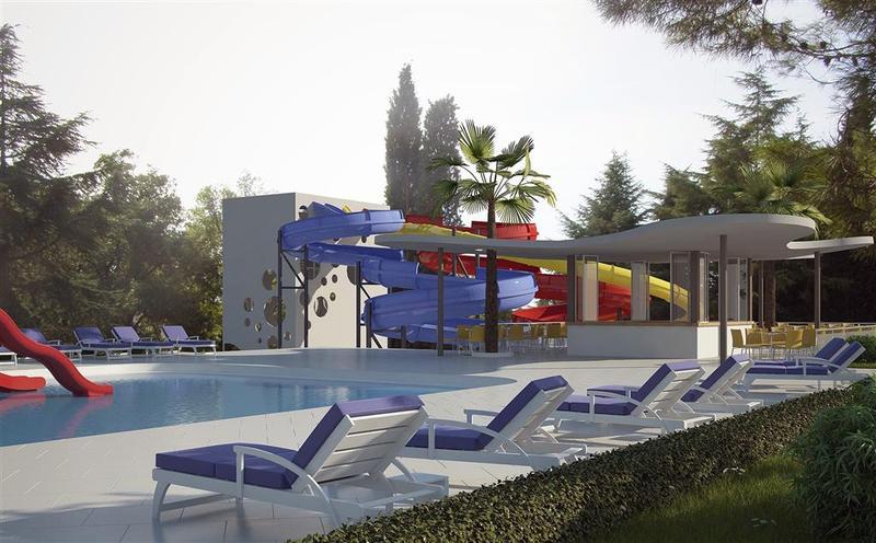 General view Hotel Sol Garden Istra For Plava Laguna