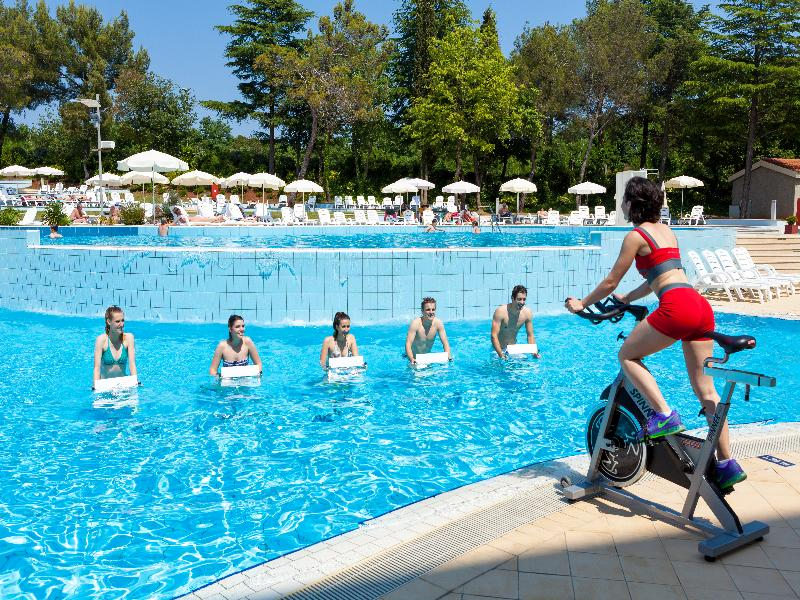 Sports and Entertainment Hotel Sol Garden Istra For Plava Laguna