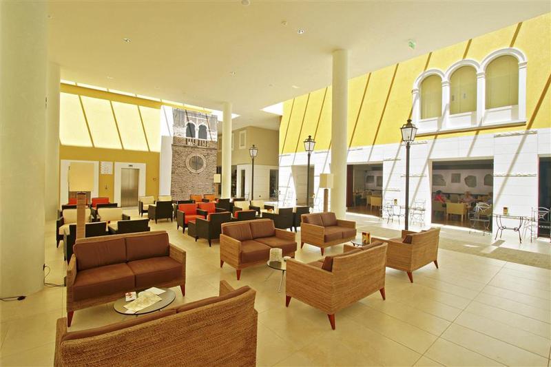 Lobby Hotel Sol Garden Istra For Plava Laguna