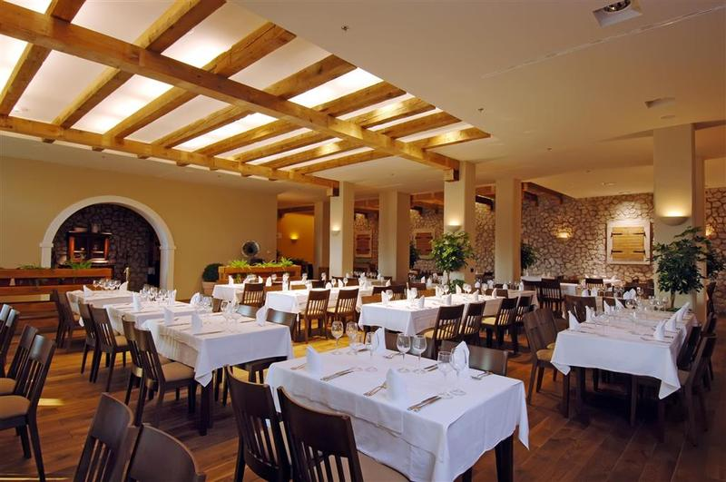 Restaurant Hotel Sol Garden Istra For Plava Laguna