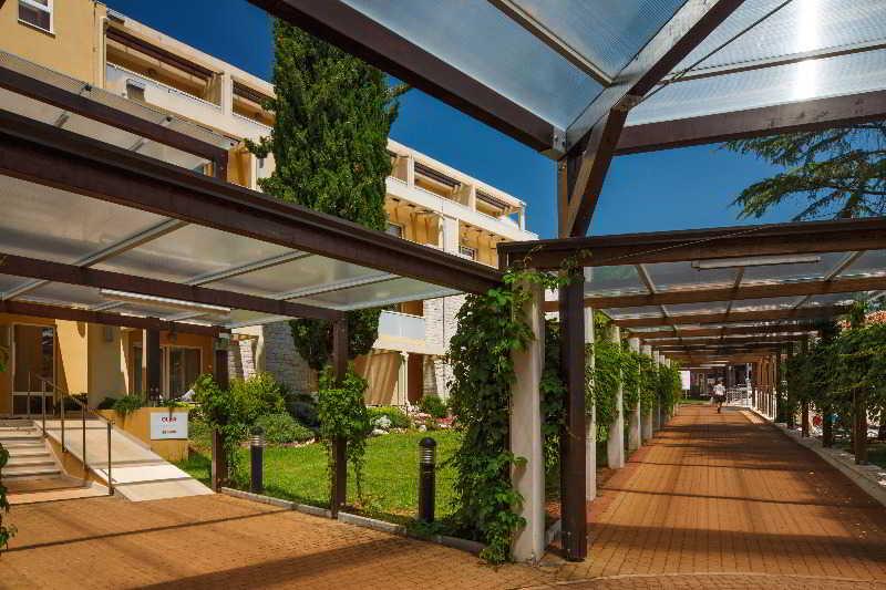 Terrace Hotel Sol Garden Istra For Plava Laguna