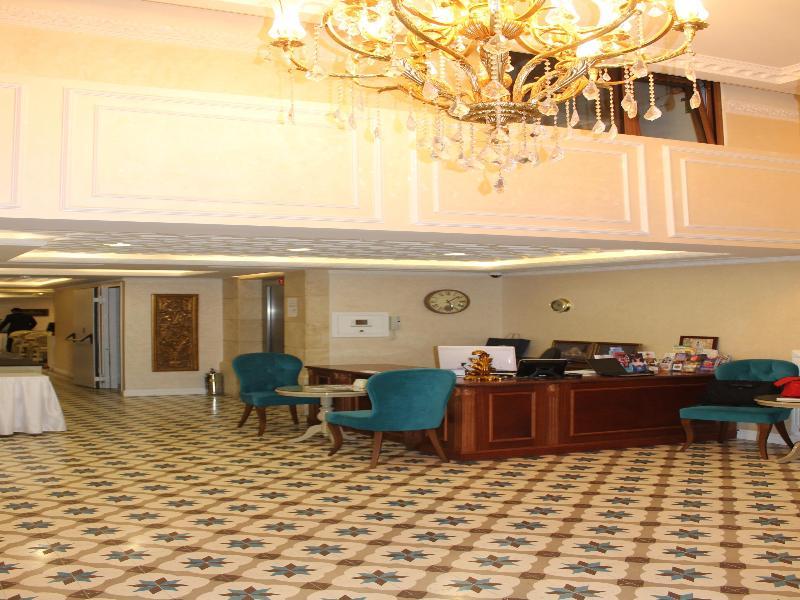 Lobby Ada Karakoy Hotel