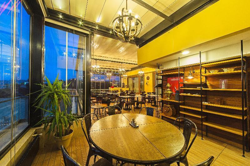 Restaurant Ada Karakoy Hotel