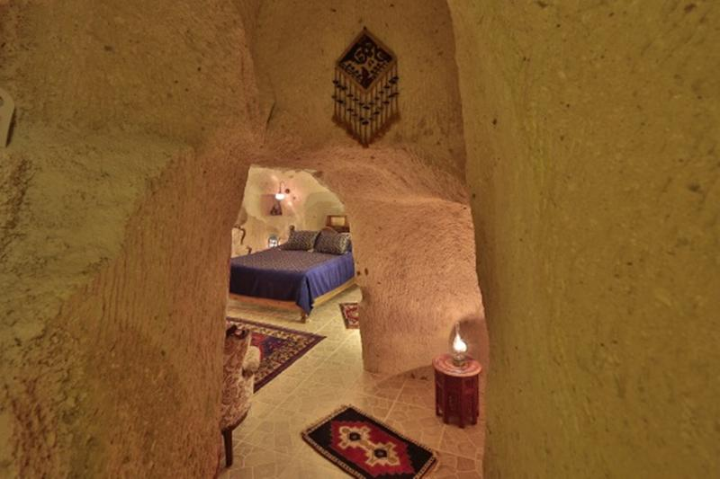 Room Turkish Cave House