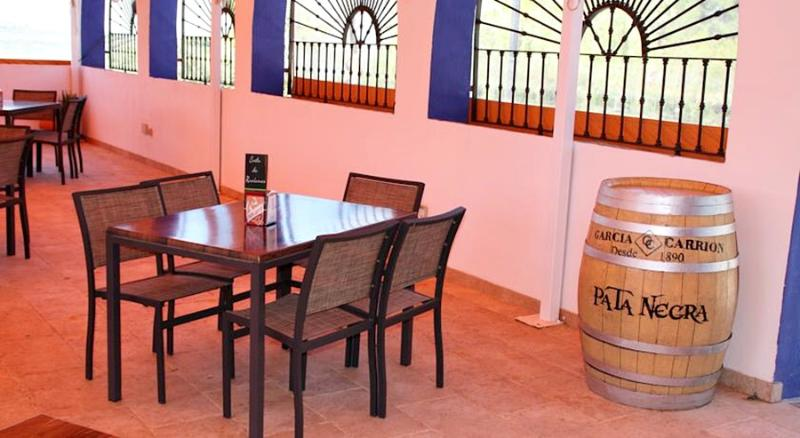 General view Hotel Rural Posada Del Cordobés