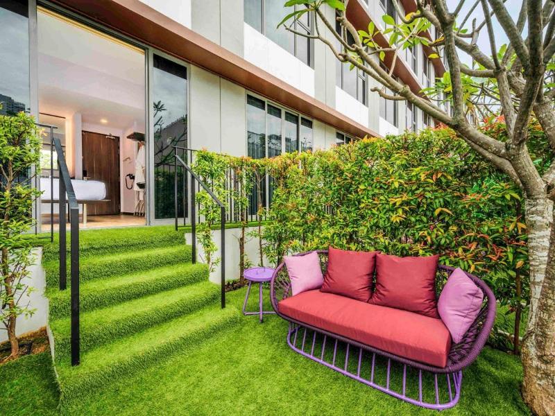Parc Sovereign Hotel - Tyrwhitt - Restaurant - 2